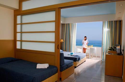 Royal Belvedere Hotel Chersonissos - hotelkamer