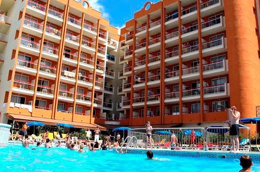Belvedère Hotel Salou - zwembad