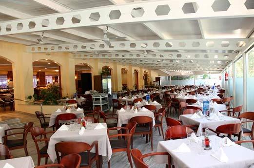Belvedère Hotel Salou - restaurant
