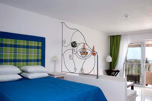 Belvedere Hotel Zakynthos - hotelkamer