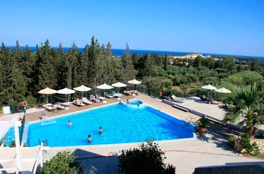 Belvedere Hotel Zakynthos - zwembad