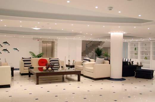 Belvedere Hotel Zakynthos - lobby