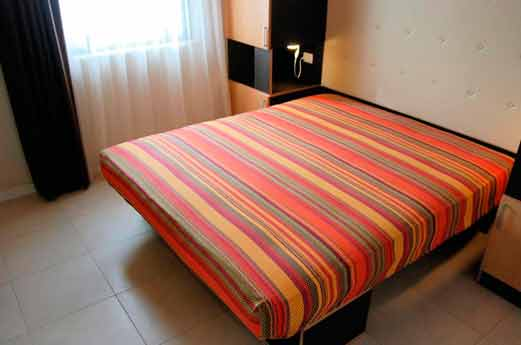 Belvedere Village Gardameer slaapkamer