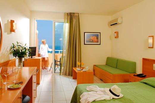 Imperial Belvedère Hotel Chersonissos - hotelkamer