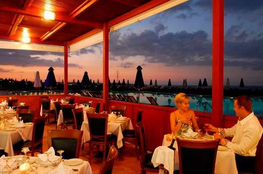Imperial Belvedère Hotel Chersonissos - restaurant