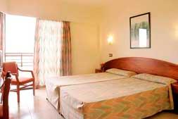 Belvedere Hotel Mallorca hotelkamer
